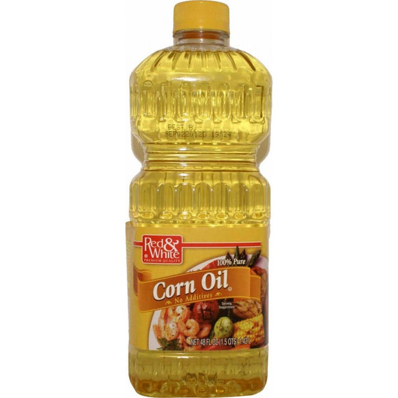 Red & White Canola Oil