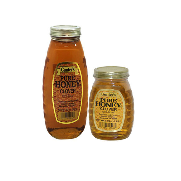 Gunter's Clover Honey