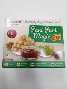 Pani Puri Magic treat Jalani