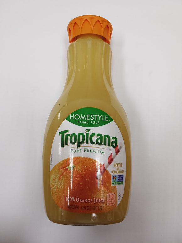 Tropicana Homestyle Some Pulp 1.53L