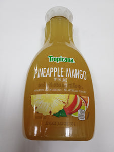 Tropicana Pineapple Mango