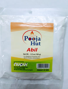 Pooja Abil Powder 3.5oz