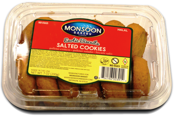 Monsoon Bakery Cookies 7oz