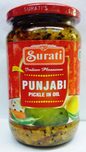 Surati Pickles 10oz