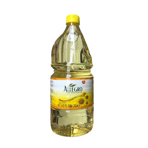 Allegro Sunflower Oil 2ltr