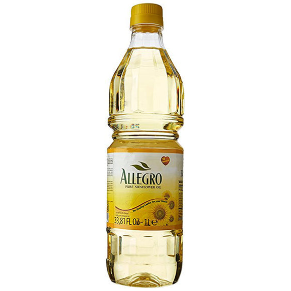Allegro Sunflower Oil 1ltr