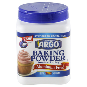 Argo baking powder  12oz