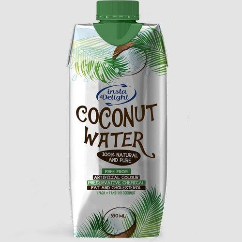 Insta Delight Coconut water 1L