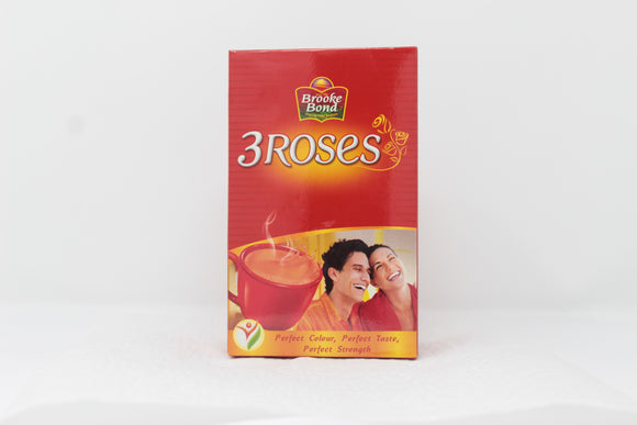 Brooke Bond 3 Roses Tea