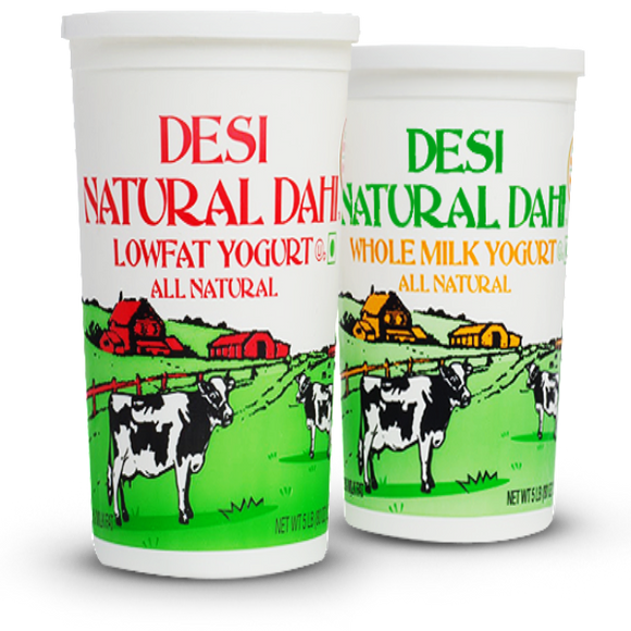 Natural Desi Yoghurt