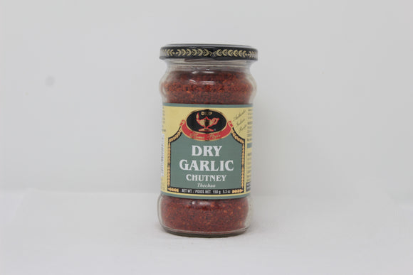 Deep Dry Garlic Chutney 150gm