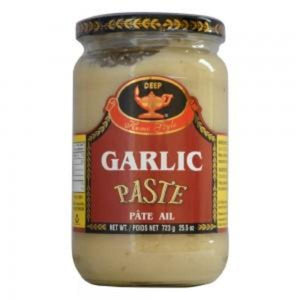 Deep Garlic Paste