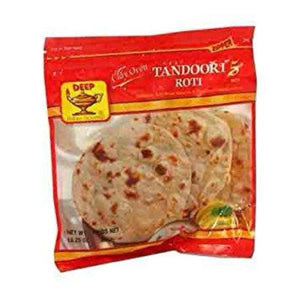 Deep Tandoori roti 5pc