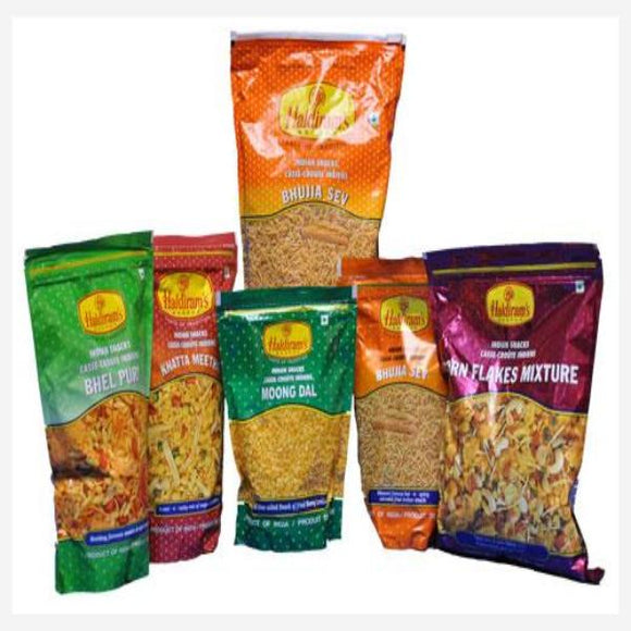 Haldiram Snacks Regular