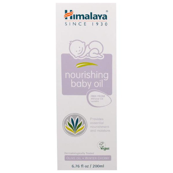 Himalaya Baby oil 200ml
