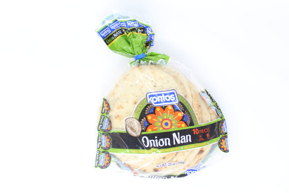 Kontos Onion Nan 28oz 10pcs