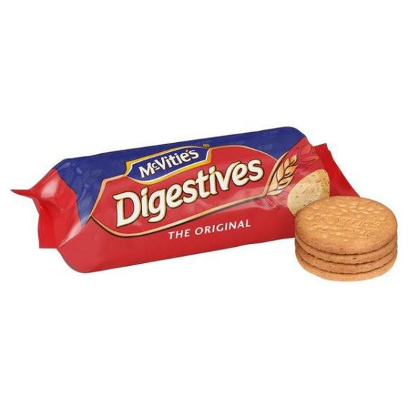 Mc-vities Digestive Biscuits 400gm