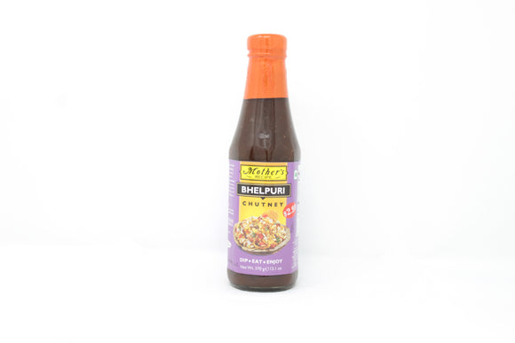Mother's Chat chutney 13oz