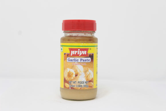 Priya Garlic Paste 10.6oz