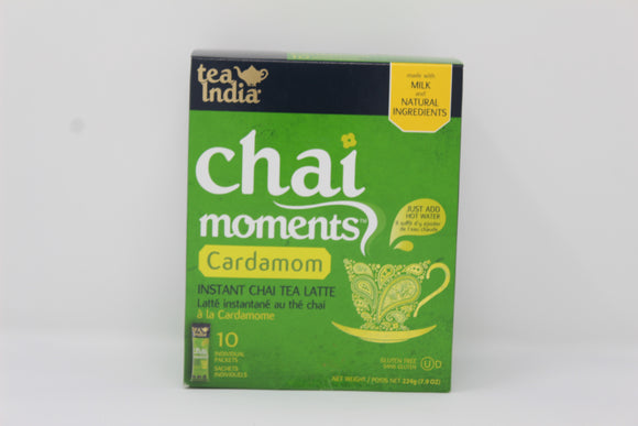 Tea India Instant Chai Tea Latte 10 pouches