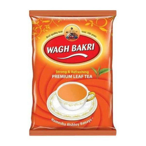 wagh Bakri Tea 454gm