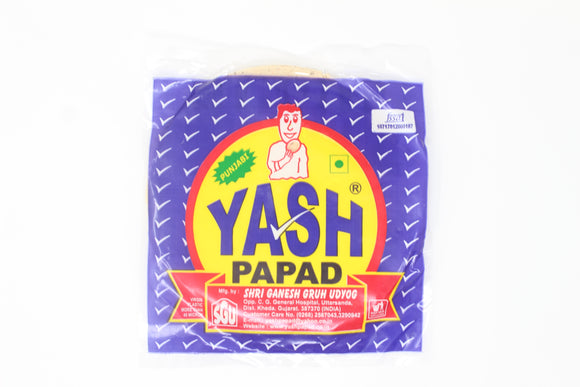 Yash Papad 200gm