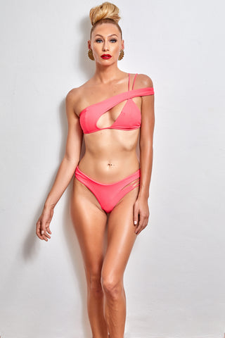 The Barely There String Bikini