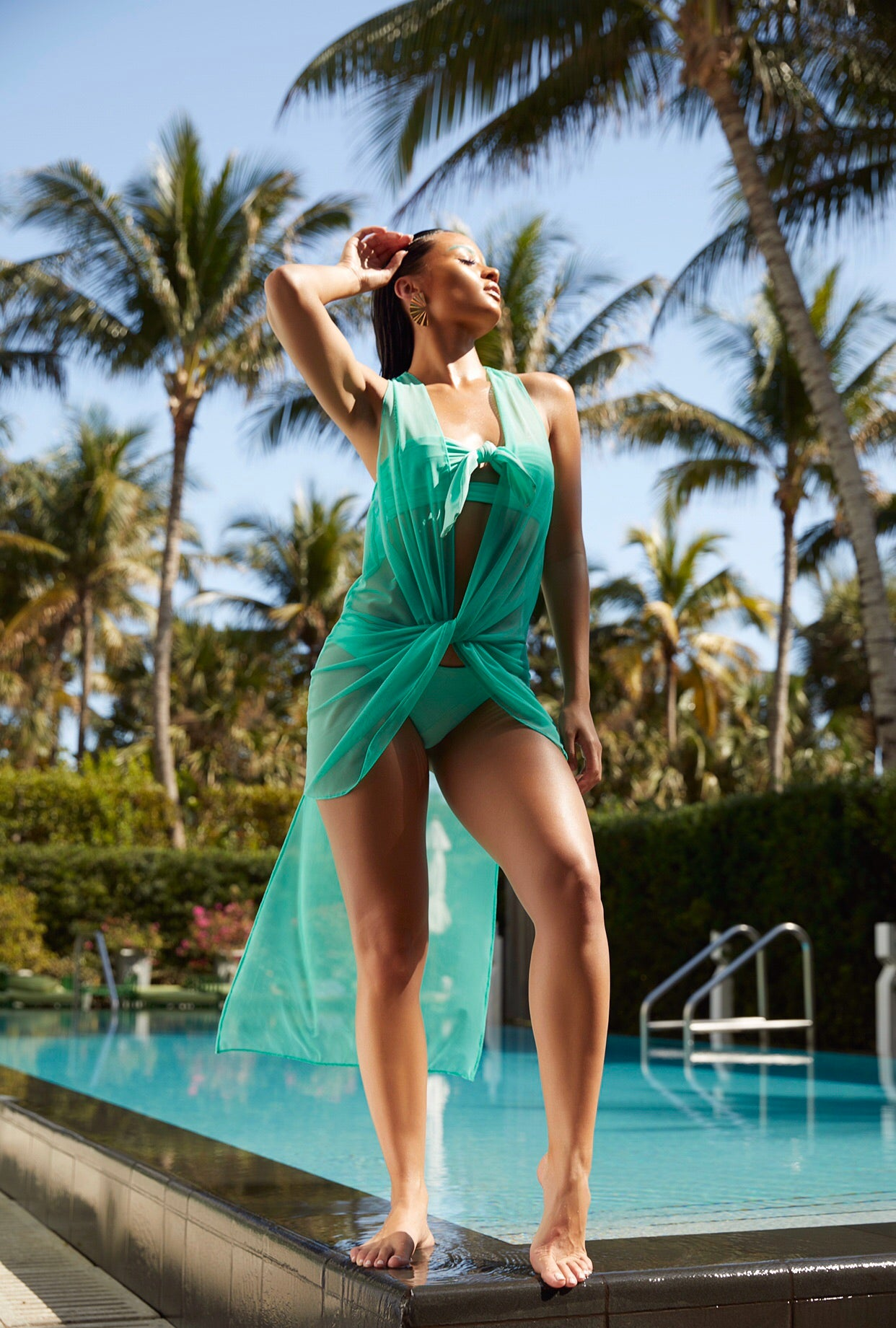 The Tucker Cover Up Dress - keva J swimwear Cover Up - women's swimwear