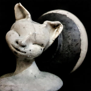 Sculpture artistic Keepsake handcrafted by Naiimpottery