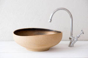 Naiim Pottery, Amorphic and Symmetrical Sinks