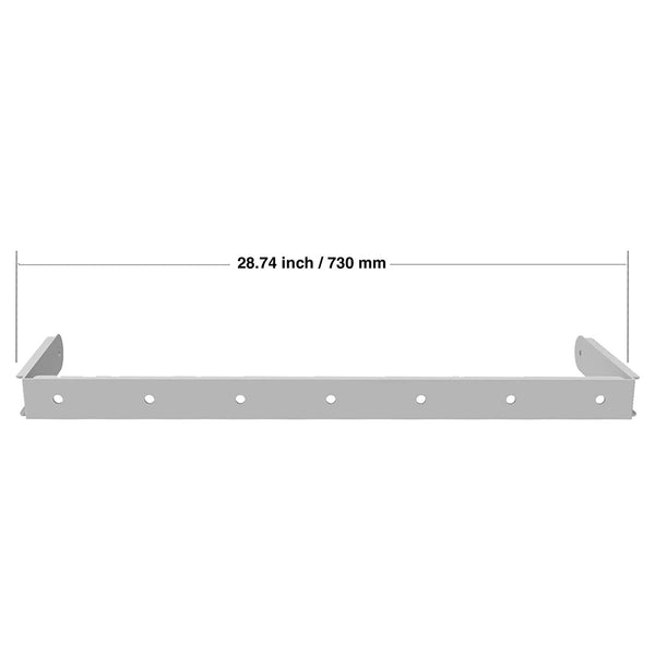 CARME Series Wall Mount Bracket, White (CARME-208WUB)