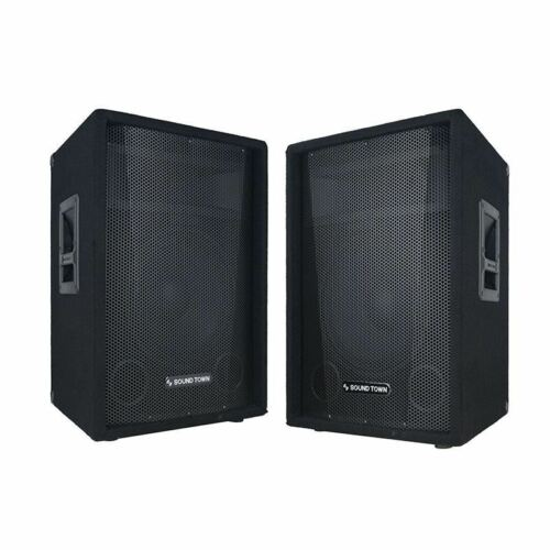 "CALLISTO-12-PAIR <br/> CALLISTO Series 12"" Full-range Passive DJ/PA Speaker 2-Pack"