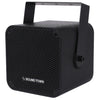 "Carme-105B <br/> Compact 2-way 5"" Coaxial Loudspeaker w/ 5"" Woofer & Speed Mounting Bracket for Installation, Bar, Church"