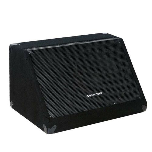 "METIS-10M <br/> METIS Series 10"" 300W Passive DJ PA Stage Floor Monitor Pro Audio Speaker w/ Compression Driver for Live Sound, Karaoke, Bar, Church"