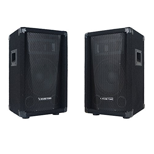 "CALLISTO-8-PAIR <br/> 2-Pack CALLISTO Series 8"" Full-range Passive DJ/PA Speaker"