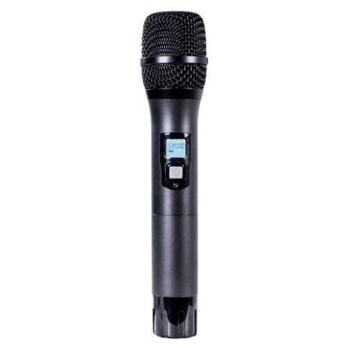 Handheld Microphone for NESO Series Wireless Microphone Systems (NESO-HH)