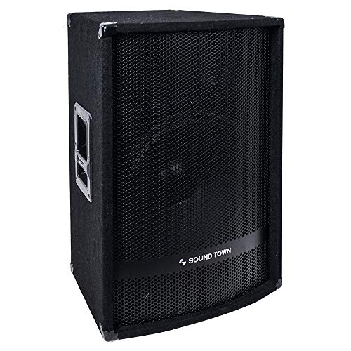 "METIS-115PW<br/>METIS Series 15"" 700W 2-Way Full-Range Powered DJ PA Speaker w/ Bluetooth, Titanium Compression Driver, 3-Channel Mixer"