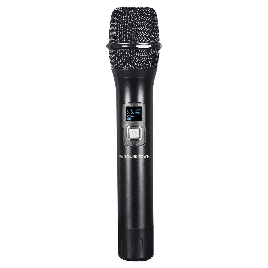 Sound Town SWM26 Series Wireless Handheld Microphone