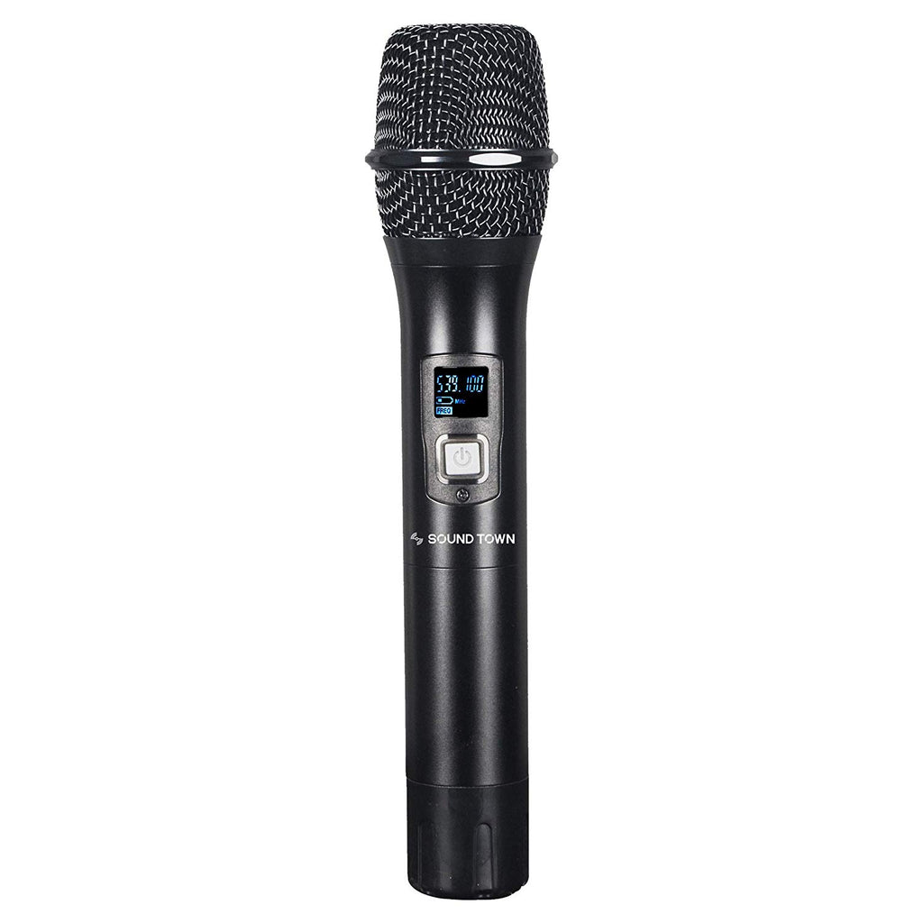 Sound Town NESO-SU2 Series Wireless Handheld Microphone