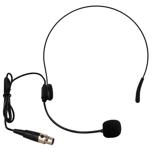 Universal Headset Microphone for Sound Town Wireless Microphone Systems (ST-UHS)