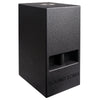"Sound Town CARME-110SPW-PAIR CARME Series 10"" 600W Powered PA/DJ Subwoofer with Folded Horn Design, Black - Right Panel"
