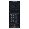 "Sound Town KALE-208BCE KALE Series Dual 8"" 600W Powered DJ PA Speaker with Bluetooth, Titanium Compression Driver and 3-Channel Mixer, Black - Amp Module"