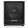 "Sound Town METIS-12SPW METIS Series 1400 Watts 12"" Powered PA DJ Subwoofer with 3"" Voice Coil - Front Panel"