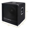 Sound Town METIS-18SDPW Subwoofer Dimensions and Size