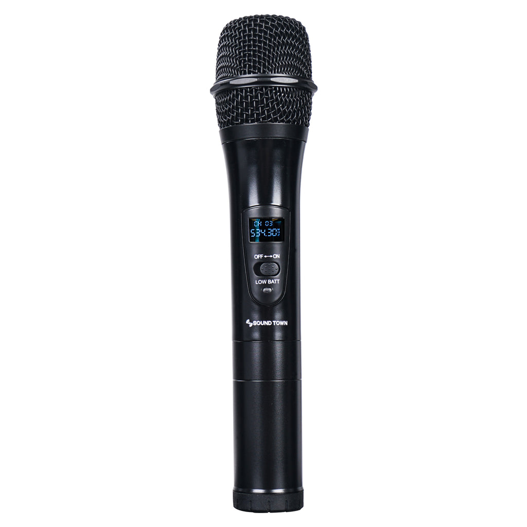 Sound Town NESO-F4 Series Wireless Handheld Microphone