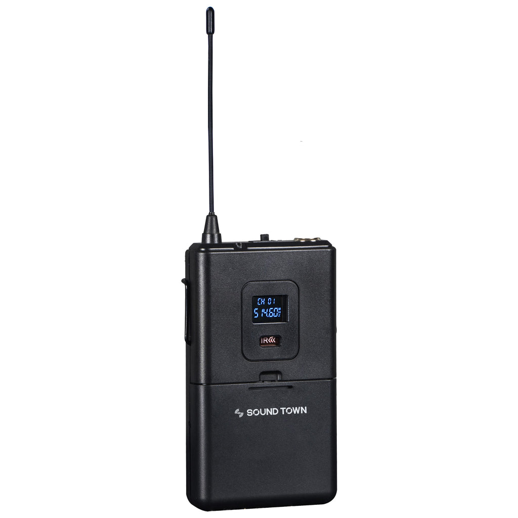 Sound Town NESO-F4 Series Wireless Microphone Body Pack