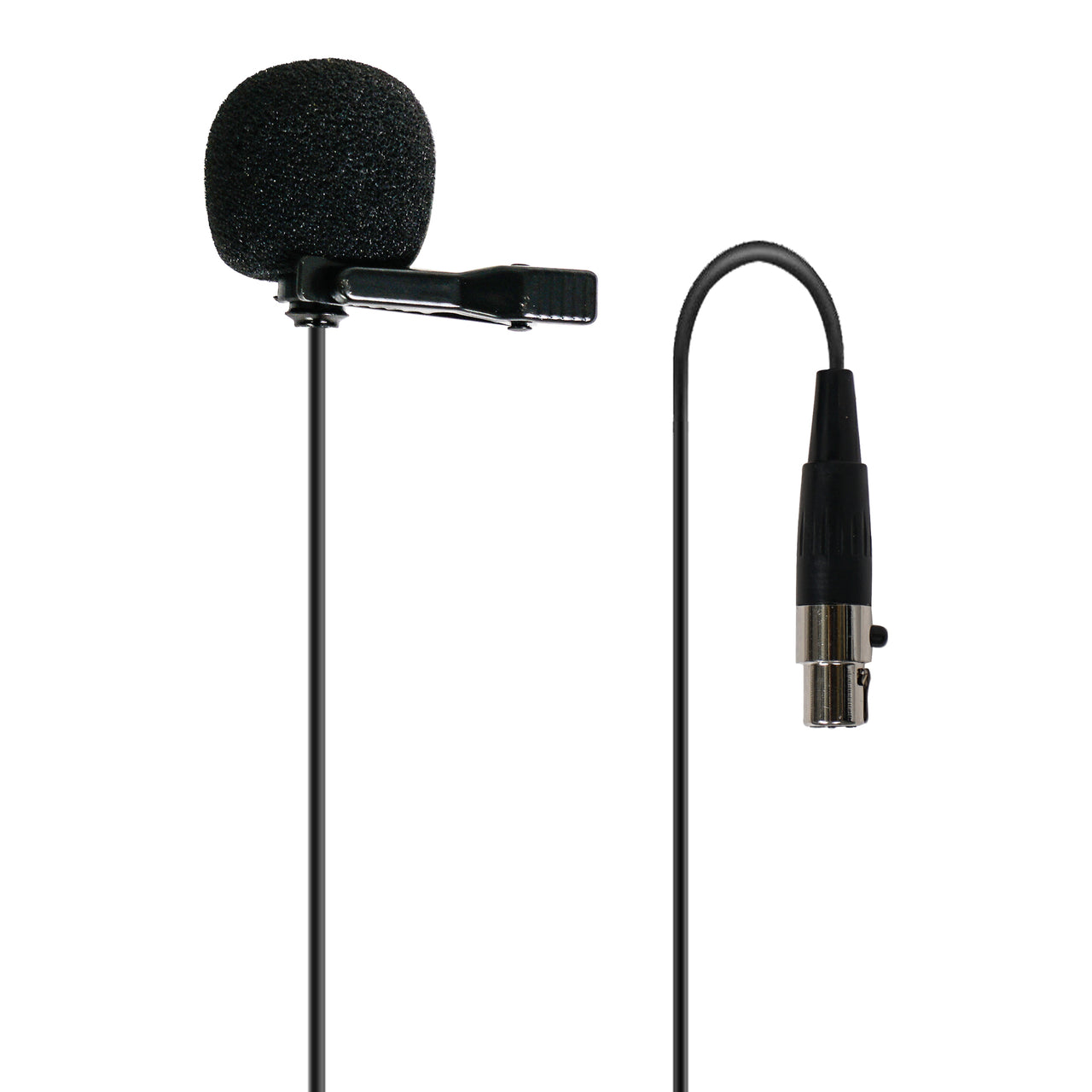 Lavalier Microphone for NESO Series & SWM20-U2 Series Wireless Microphone Systems (NESO-LV)
