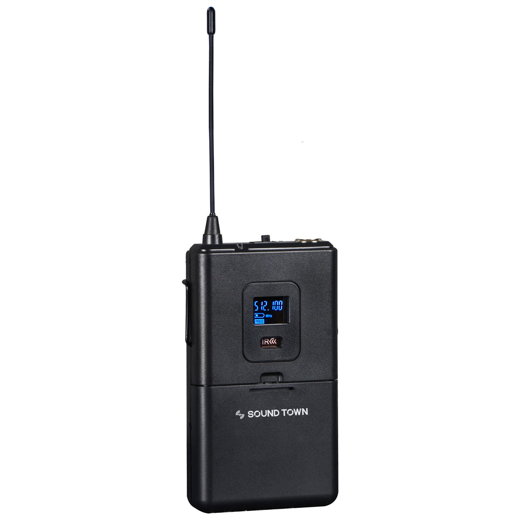 Sound Town NESO-SU4 Series Wireless Microphone Body Pack