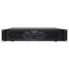 NIX-4000IB Professional Dual-Channel, 2 x 1000W at 4-ohm, 4000W Peak Output Power Amplifier - Front Panel