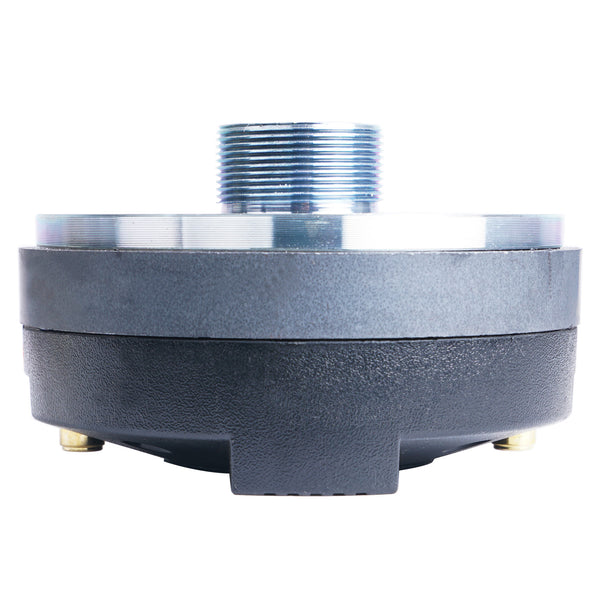 "1 3/4"" Titanium Compression Horn Driver, 125 Watts, Pro Audio PA DJ Replacement Tweeter High Frequency Driver (STHF-007T)"